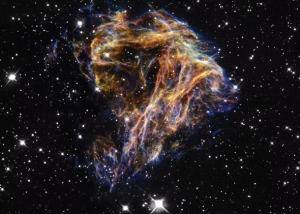 photo of galaxies